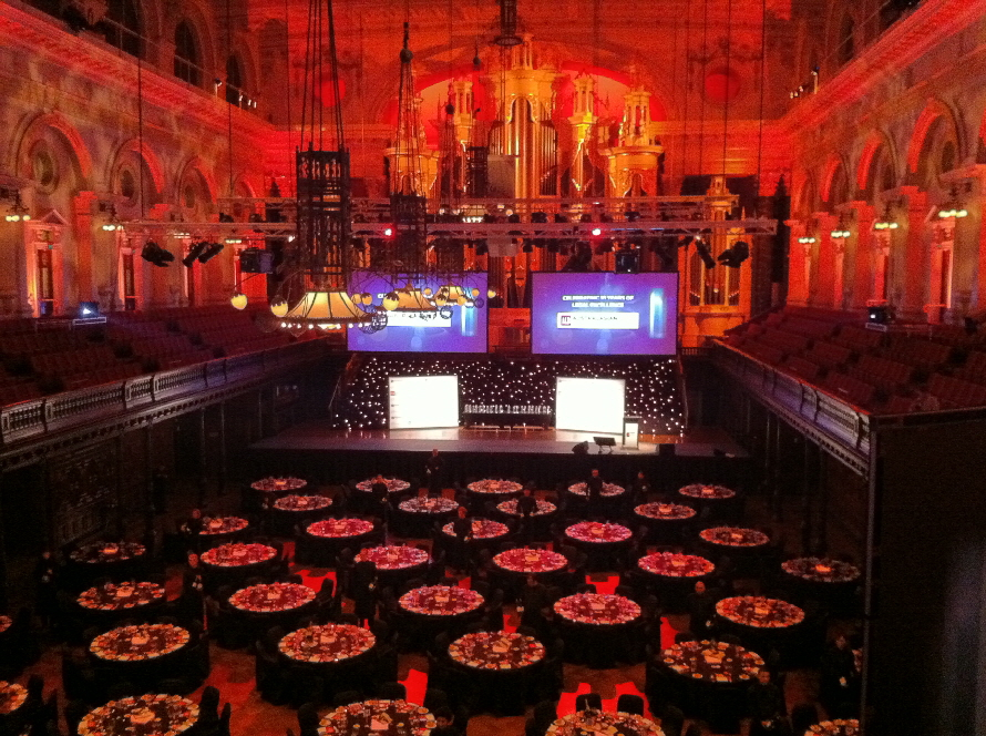 Australian Law Awards - Event Design & Production by E Productions